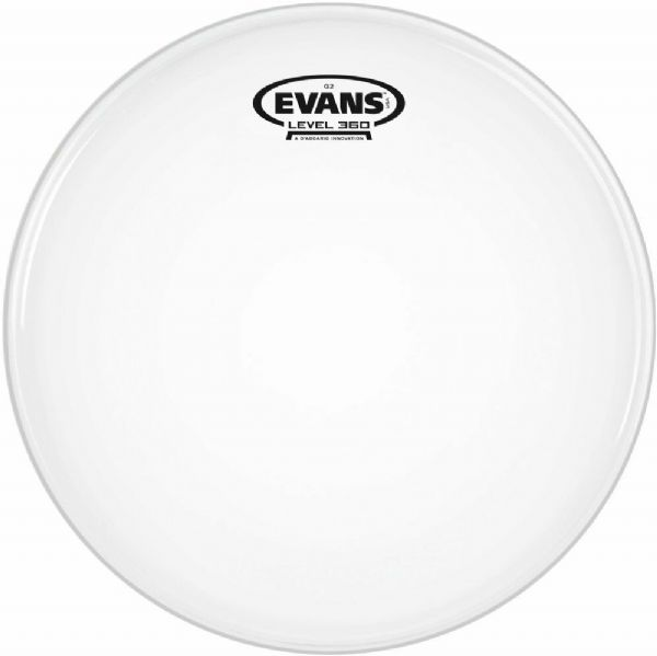 Evans Genera G2 12-inch Tom / Snare Drum Head - B12G2